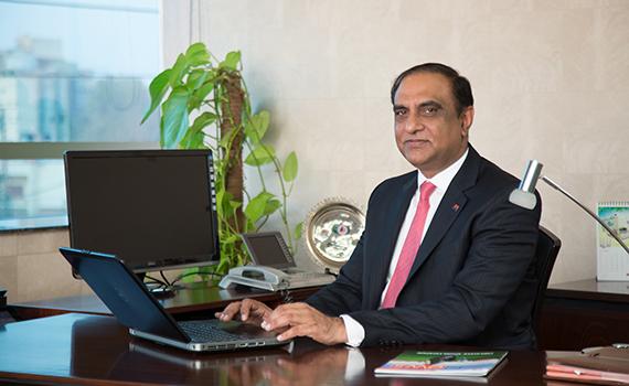Tariq Javed Ghumman