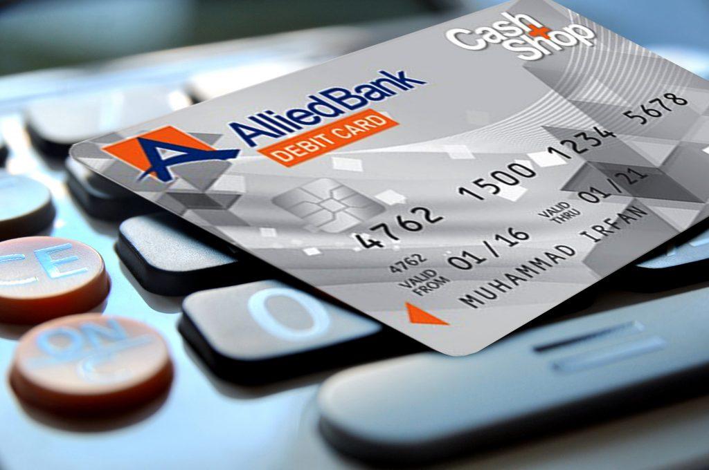 allied bank debit card discounts 2018