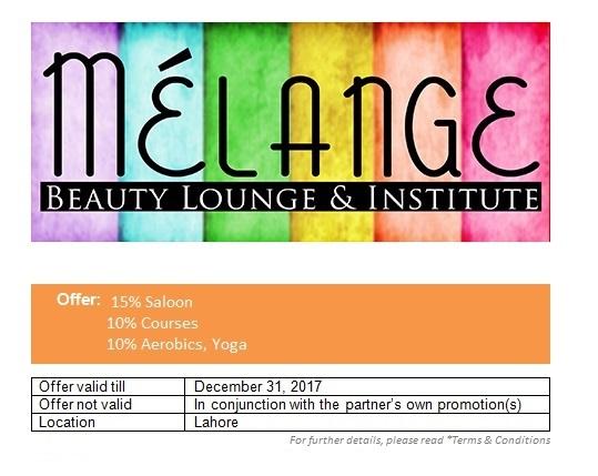 Melange Beauty Lounge & Institute
