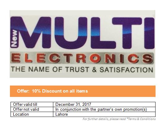 New Multi Electronics