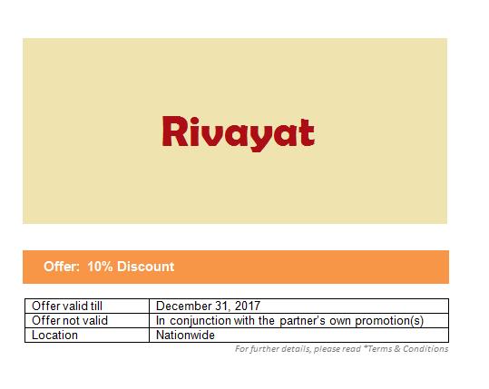 Rivayat
