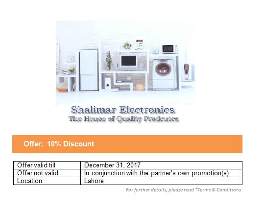 Shalimar Electronics