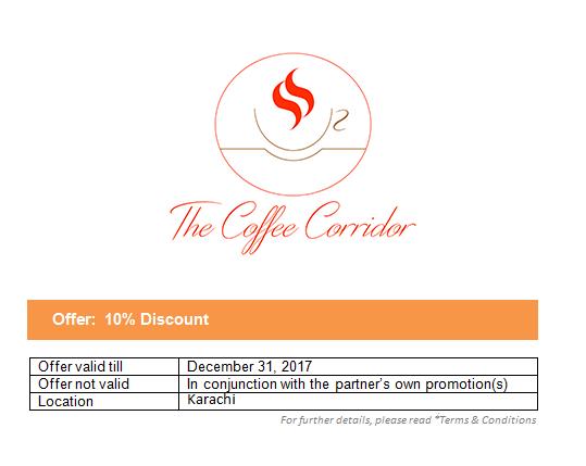 The Coffee Corridor