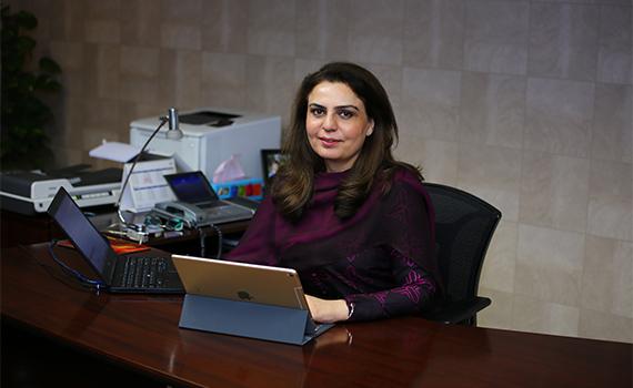 Saira Shahid Hussain