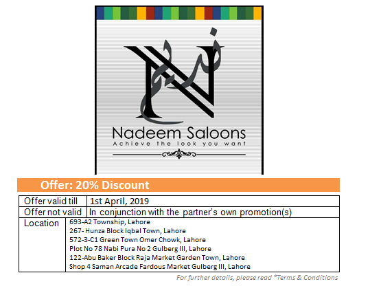 Nadeem Saloons