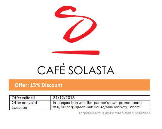 Cafe Solasta