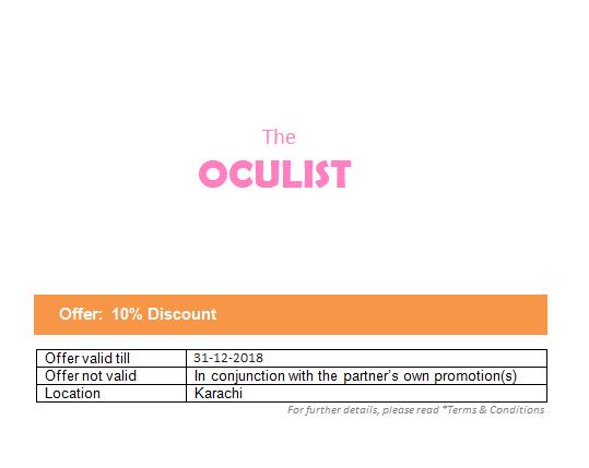 The Oculist