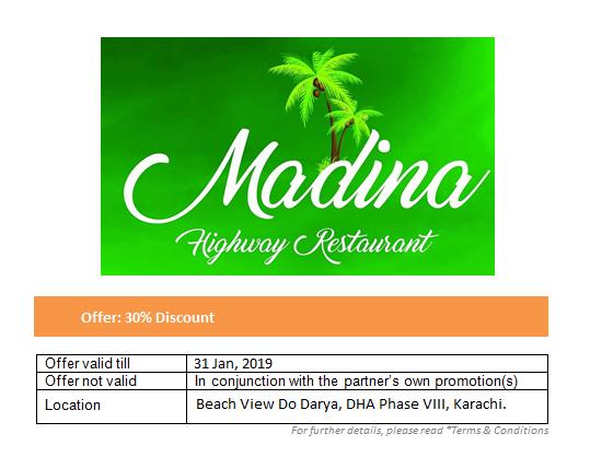 Madina Highway Restaurant