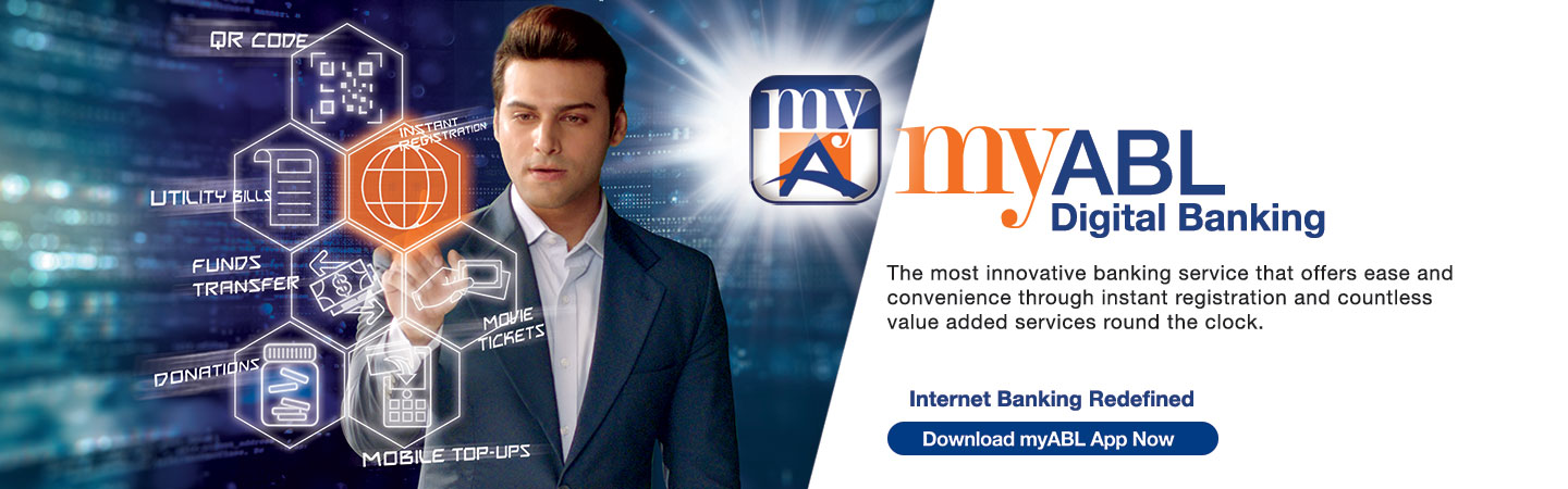 myABL Personal Internet Banking - Allied Bank Limited