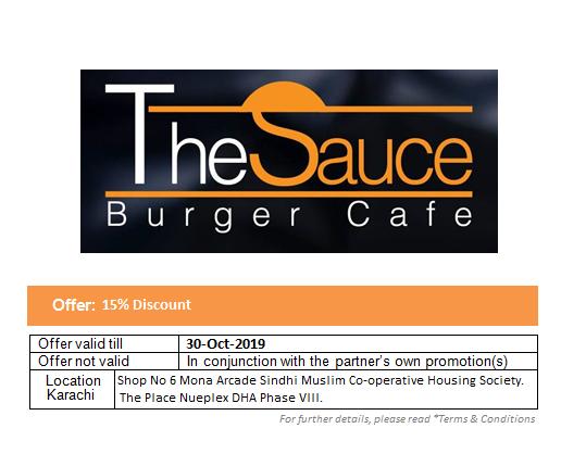 The Sauce Burger