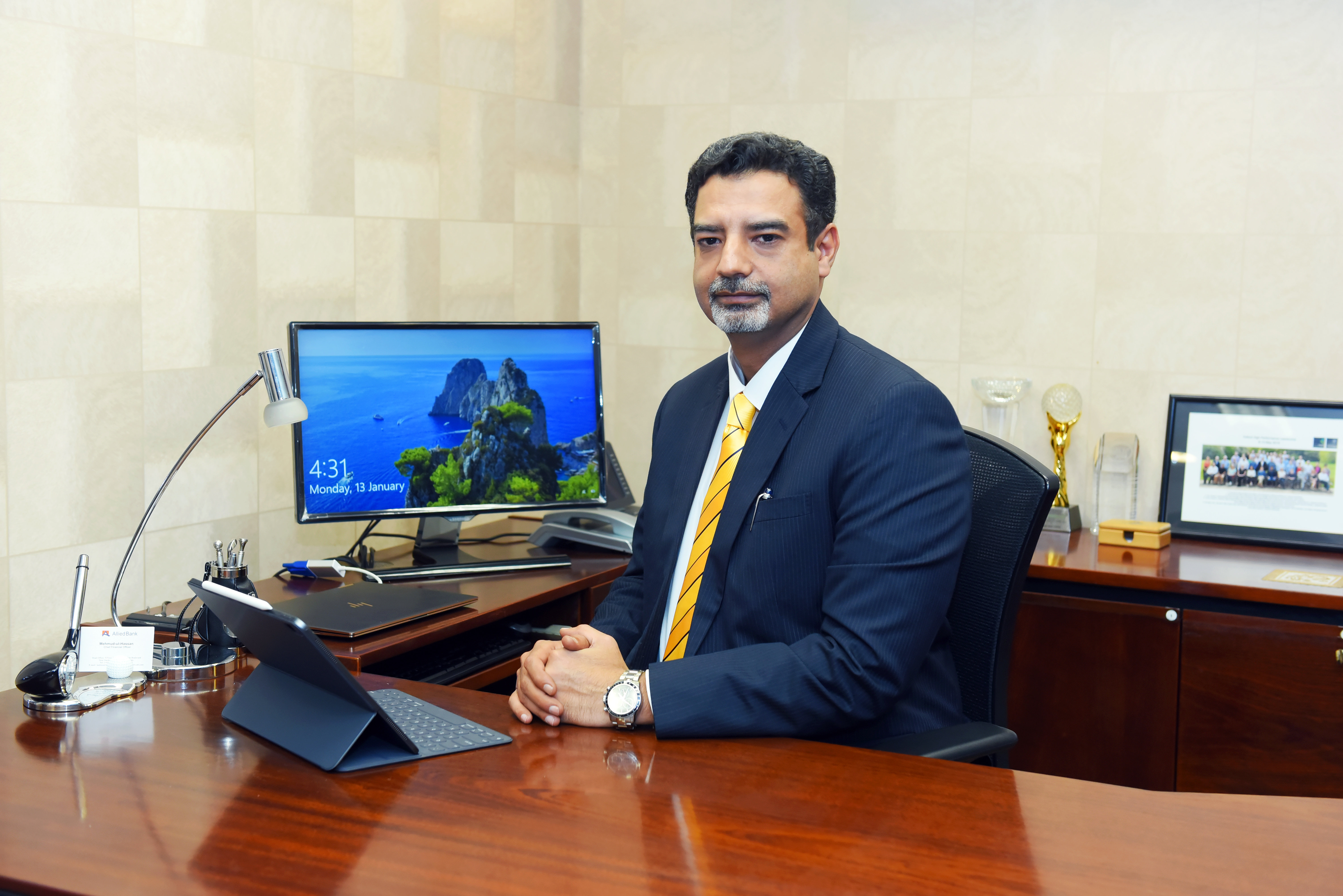 Mehmud ul Hassan