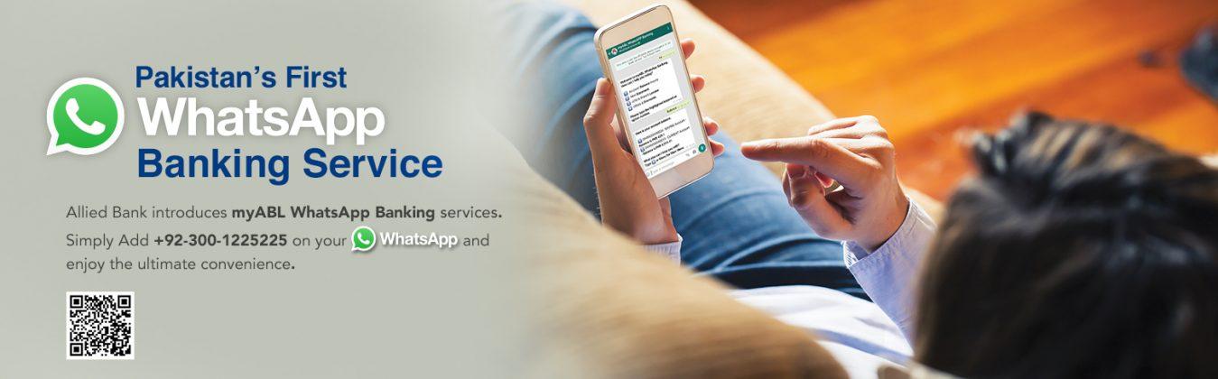 Whatsapp-banking
